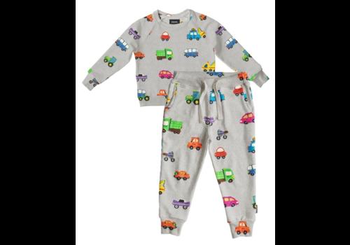 Snurk Homewear Kids Pyjama Cars