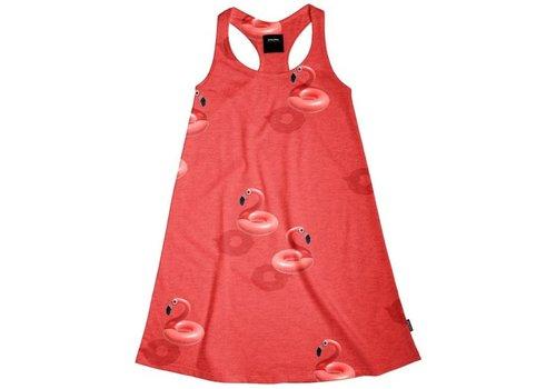 Snurk Homewear Kids Tankdress Flamingo