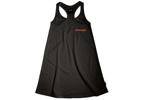Snurk Homewear DamesTankdress Uni Black