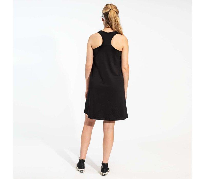 DamesTankdress Uni Black