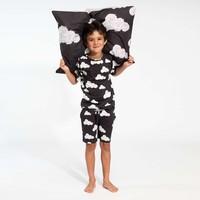 Kids Shortama Cloud Black