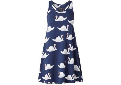 Snurk Homewear DamesTankdress Swan Lake