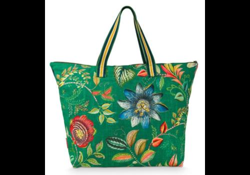Pip Studio Beach Bag Exotic Garden