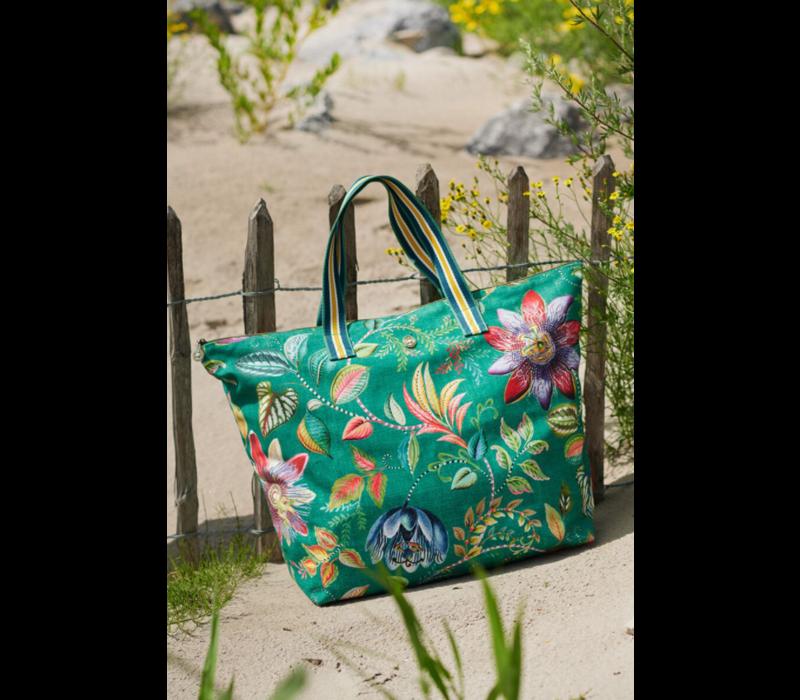 Beach Bag Exotic Garden