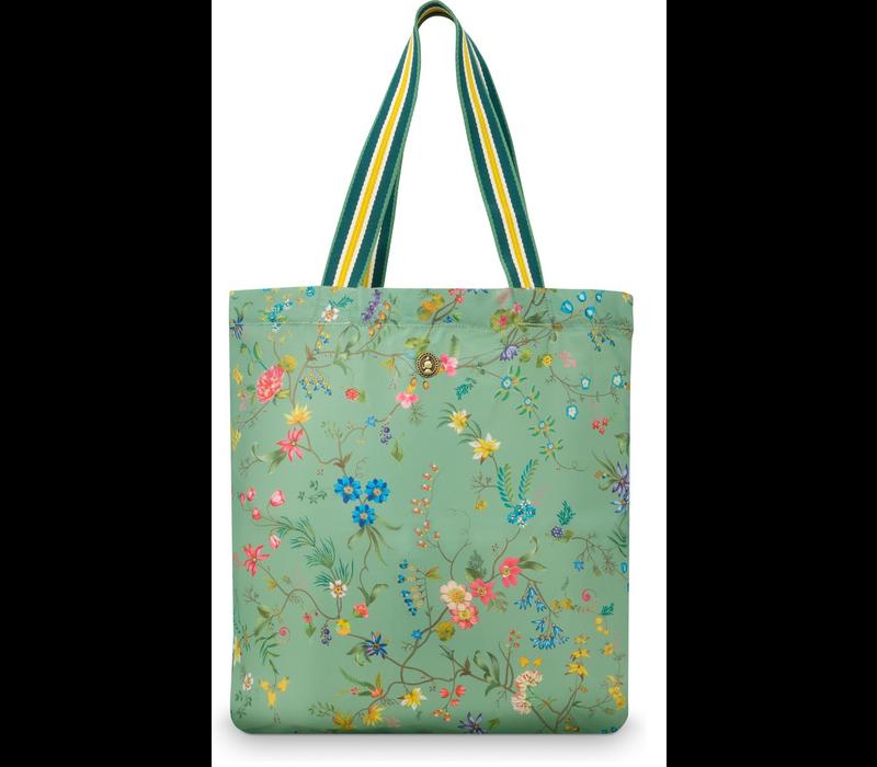 Opvouwbare Shopper Petites Fleurs