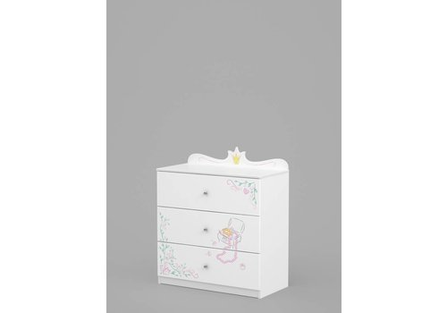 Commode - Ladekast Magic Princess
