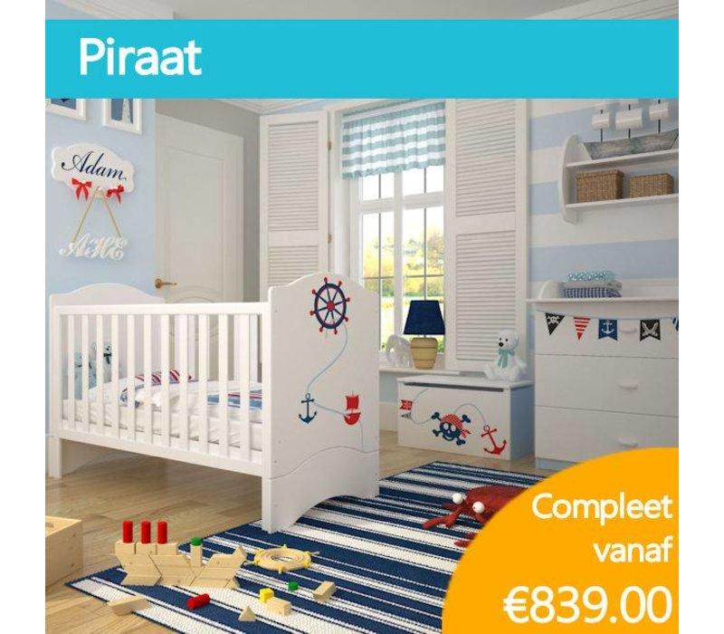 Complete babykamer Piraten