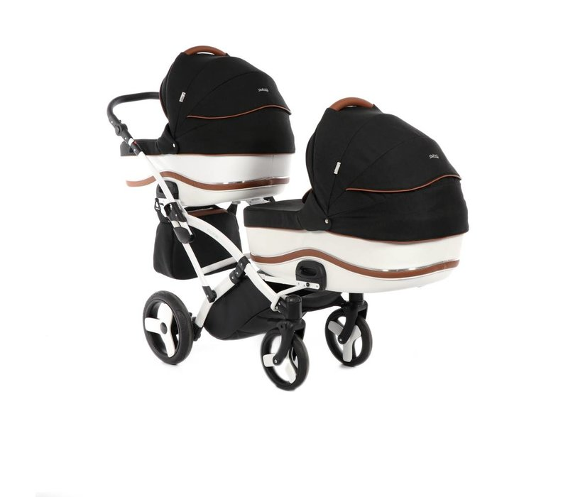 Tweeling kinderwagen - Dalga Lift Duo Slim 1