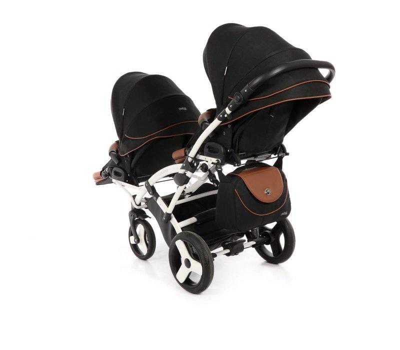 Tweeling kinderwagen - Dalga Lift Duo Slim 3