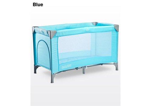 Baby logeerbedje Basic - blauw