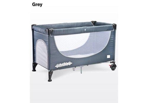 Baby logeerbedje Simplo - grijs