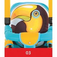 Babyschommel-Kinderschommel Mooie vogels 03