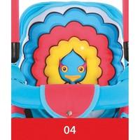 Babyschommel-Kinderschommel Mooie vogels 04