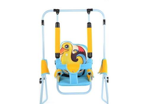 Babyschommel-Kinderschommel Mooie vogels 05