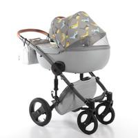Modieuze combi kinderwagen Madena - Limited edition Skylark