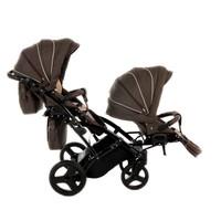 Tweeling kinderwagen - Acoustic Duo Slim 7