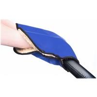 Handschoenen-Handwarmer voor de kinderwagen - blauw