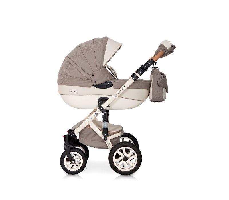 Kinderwagen 3 in 1 Brano Eco 14