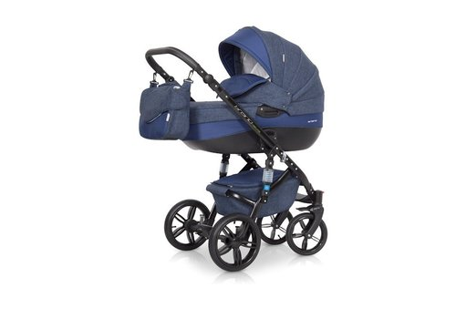 Kinderwagen 3 in 1 Brano Natural 01