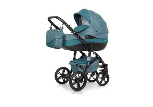 Kinderwagen 3 in 1 Brano Natural 02