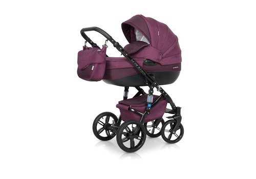 Kinderwagen 3 in 1 Brano Natural 03