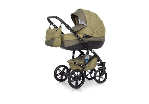 Kinderwagen 3 in 1 Brano Natural 04