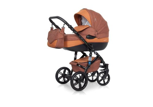Kinderwagen 3 in 1 Brano Natural 06