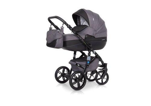Kinderwagen 3 in 1 Brano Natural 07
