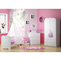 Complete Babykamer Bianco Fiori
