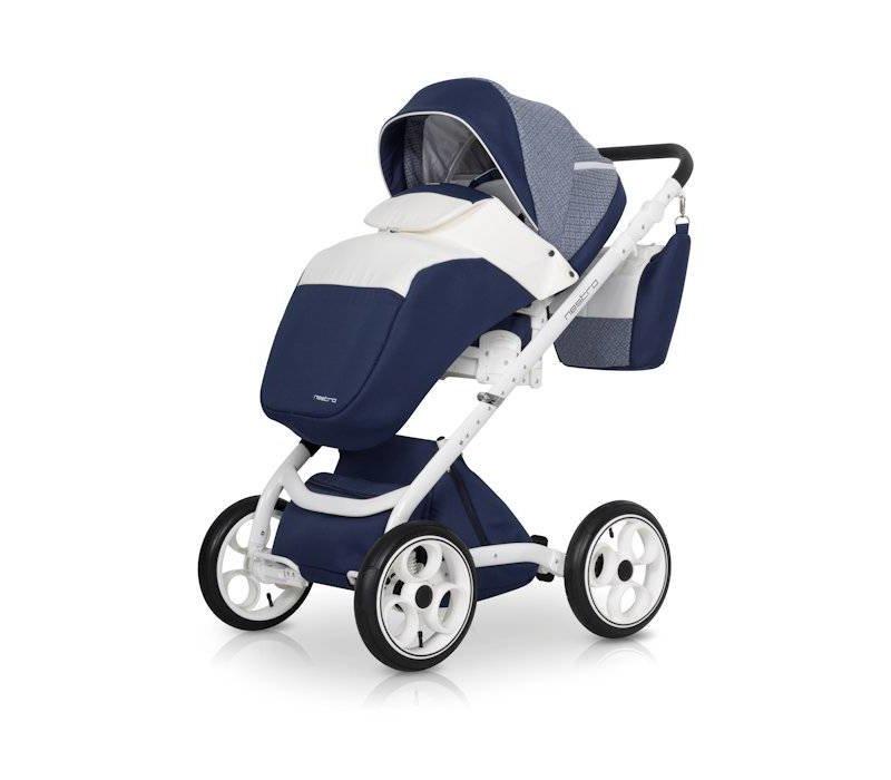 Luxe Combi kinderwagen Nestro. De perfecte kinderwagen.