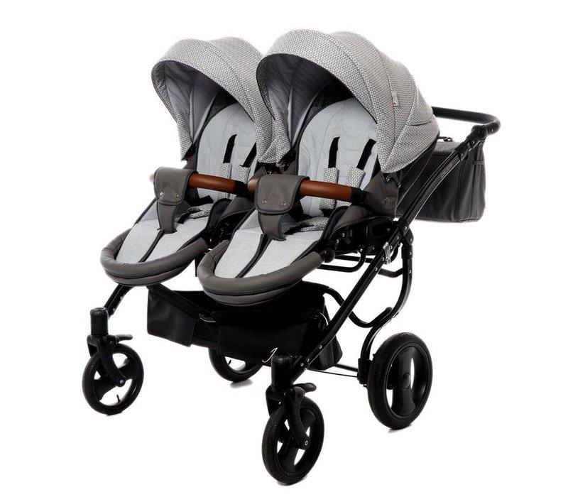 Tweeling kinderwagen - Duo II - 1