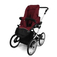 Retro kinderwagen 3 in 1 - Classic 01