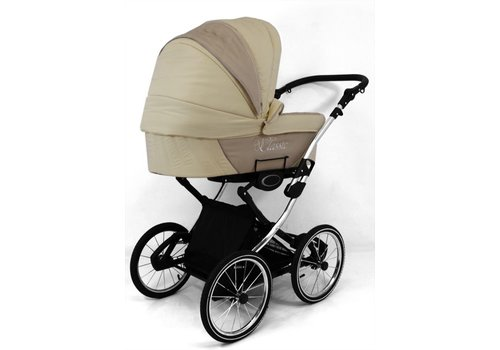 Retro kinderwagen 3 in 1 - Classic 04