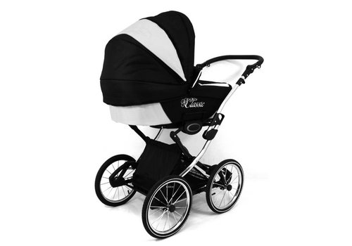 Retro kinderwagen 3 in 1 - Classic 05