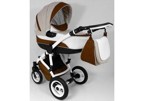 3in1 Combi kinderwagen Ello Eco 01