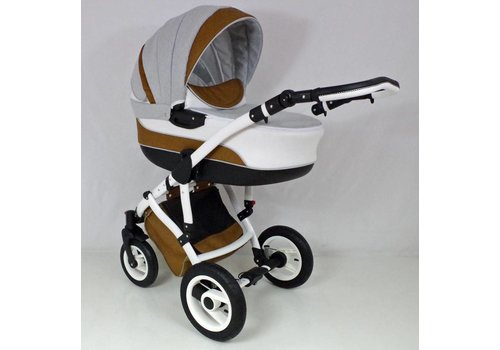 3in1 Combi kinderwagen Ello Eco 02