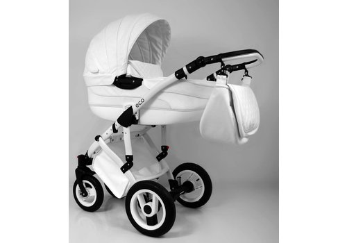 3in1 Combi kinderwagen Ello Eco 04