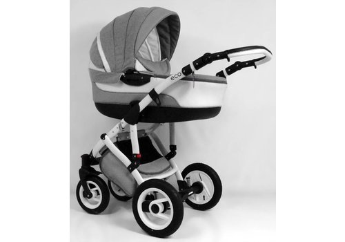 3in1 Combi kinderwagen Ello Eco Niki 03