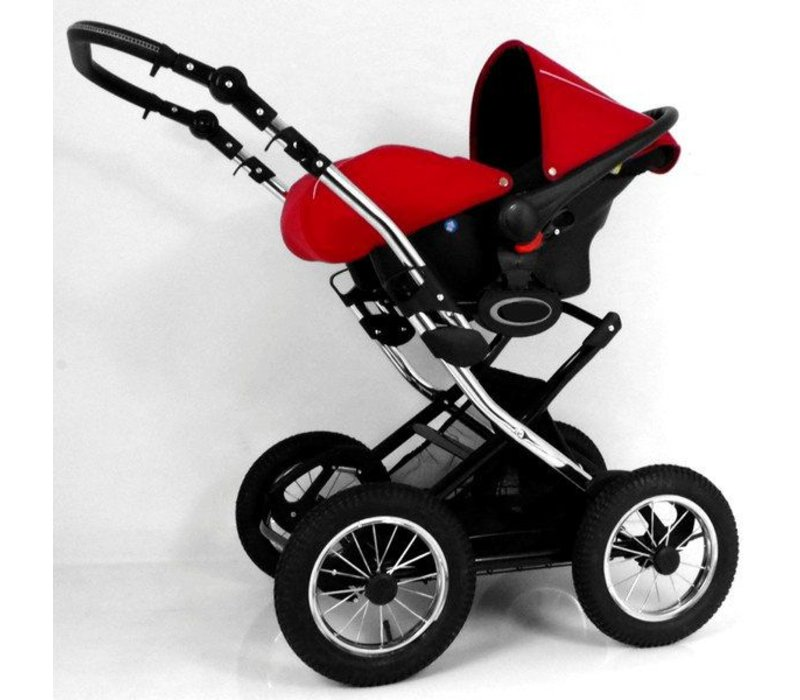 Retro kinderwagen 3 in 1 - Classic ML 01