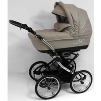 Retro kinderwagen 3 in 1 - Classic ML 02