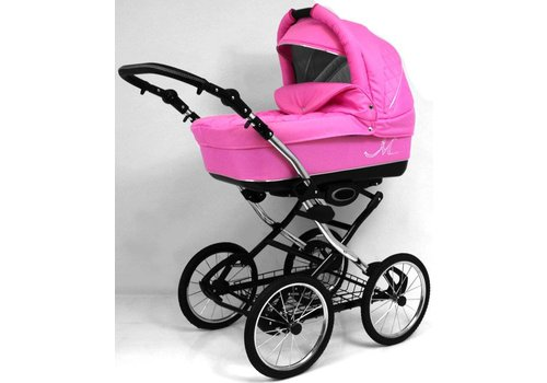 Retro kinderwagen 3 in 1 - Classic ML 03