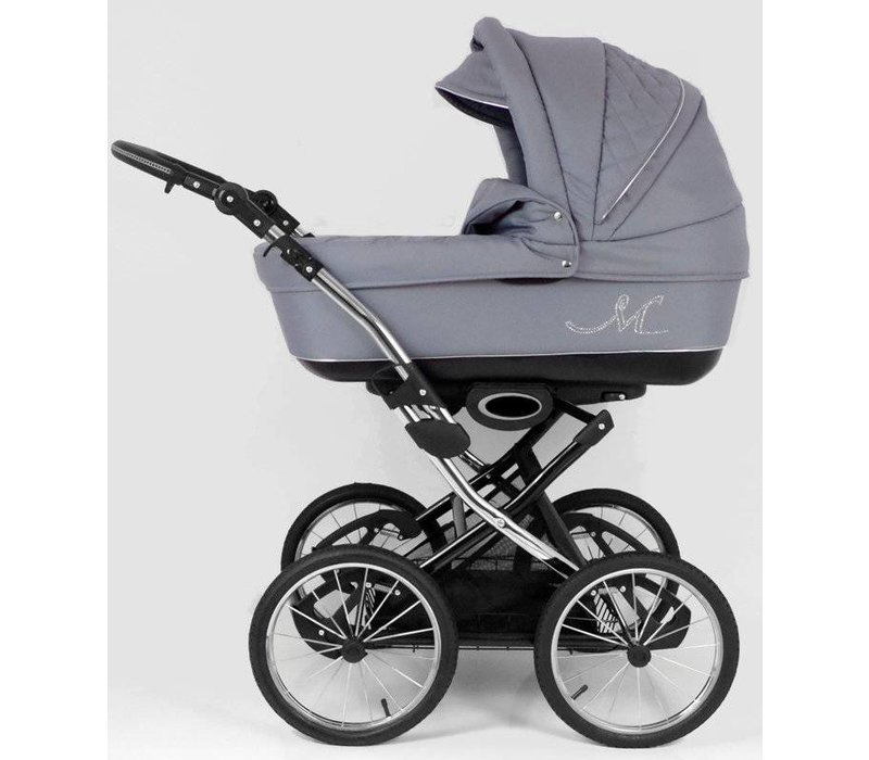 Retro kinderwagen 3 in 1 - Classic ML 04