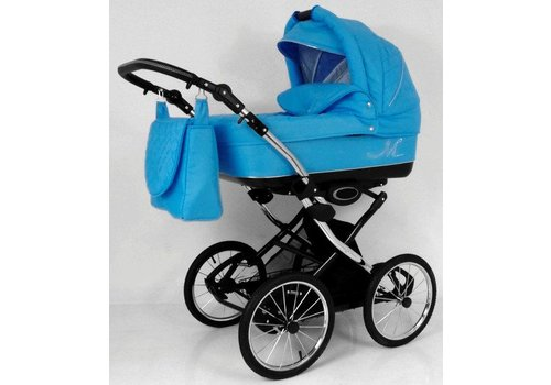 Retro kinderwagen 3 in 1 - Classic ML 06