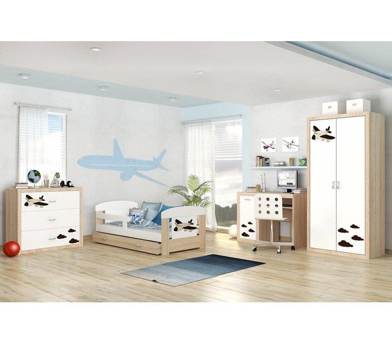 Complete kinderkamer Yuna - Vliegtuig