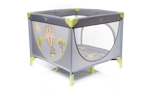 Baby box Colorado - grijs