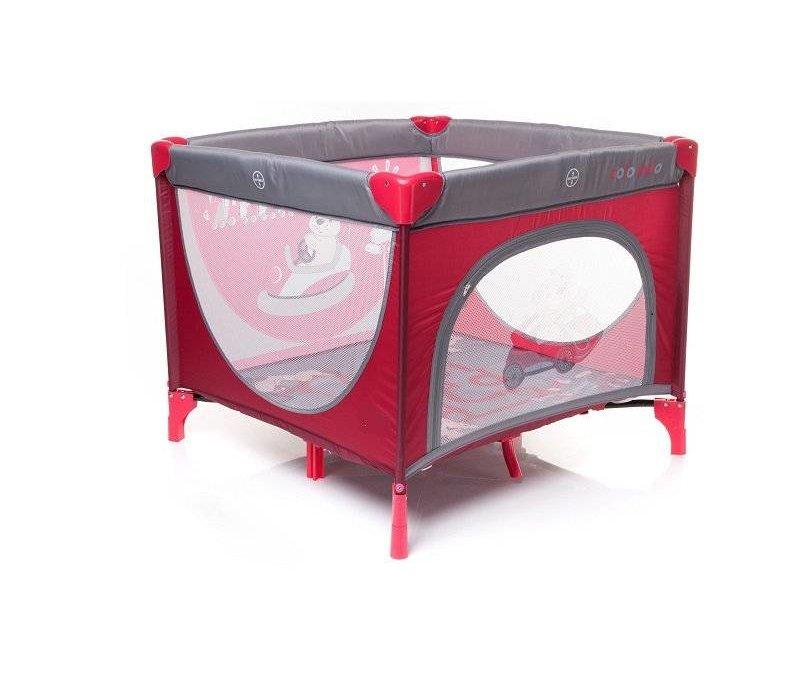 Baby box Colorado - rood