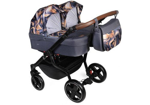 Tweeling kinderwagen - Quick Twin 04