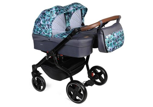 Tweeling kinderwagen - Quick Twin 06