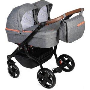 Tweeling kinderwagen - Quick Twin 08