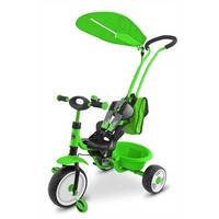 Driewieler Bob DeLux groen
